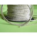 Ficelle décorative Or Argent diamètre 2mm