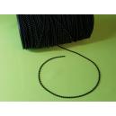 Chaînette pour store coloris noir