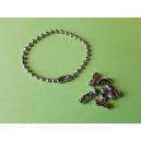 Raccord de chaînette acier inox